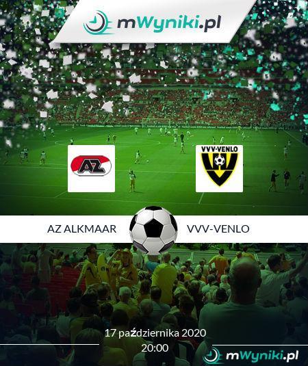 AZ Alkmaar - VVV-Venlo