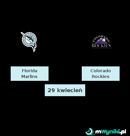 Florida Marlins - Colorado Rockies