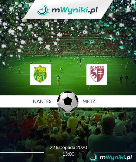 Nantes - Metz