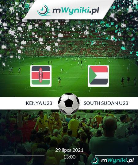 Kenya U23 - South Sudan U23
