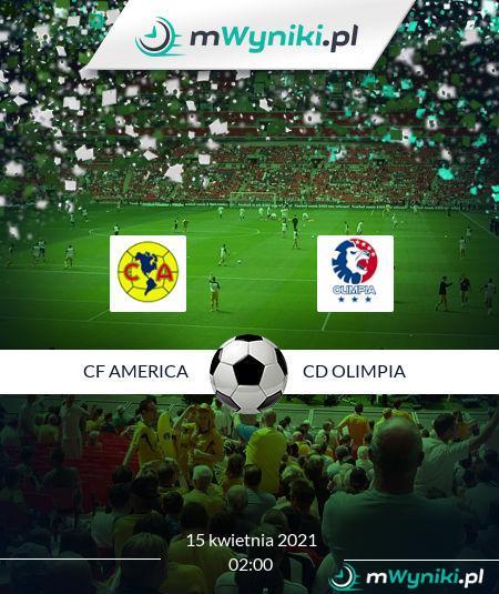 CF America - CD Olimpia
