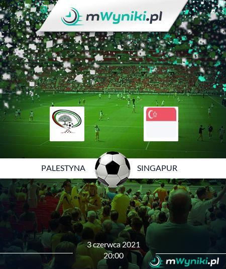 Palestine - Singapore