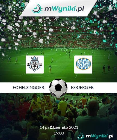 FC Helsingoer - Esbjerg fB