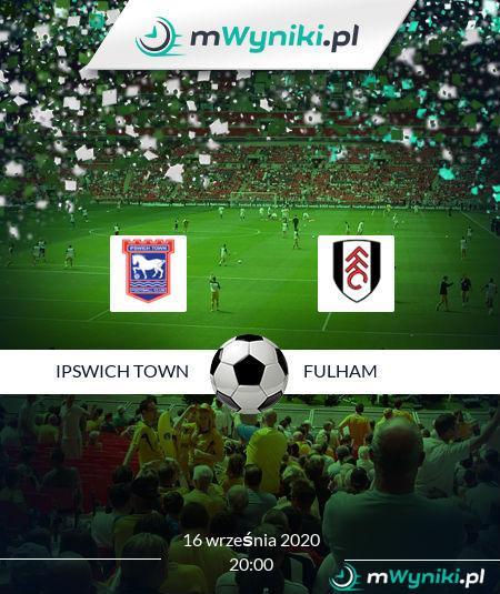 Ipswich Town - Fulham