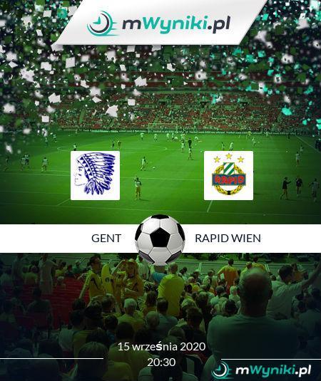 Gent - Rapid Wien