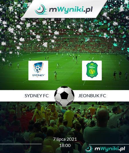 Sydney FC - Jeonbuk FC