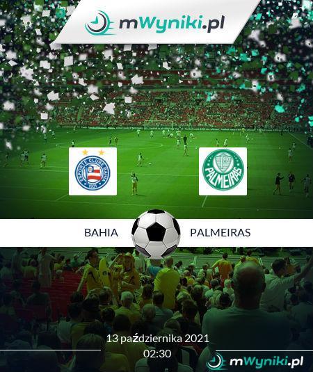 Bahia - Palmeiras