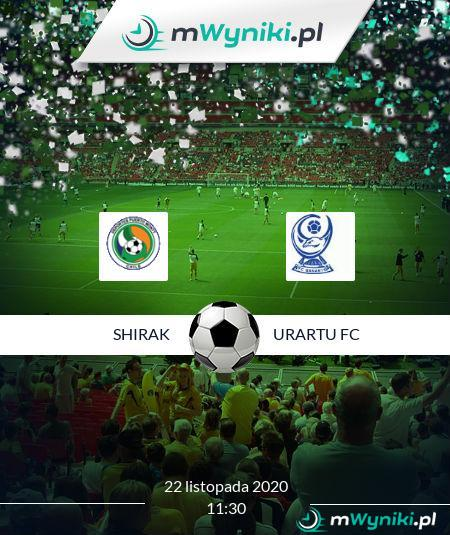 Shirak - Urartu FC