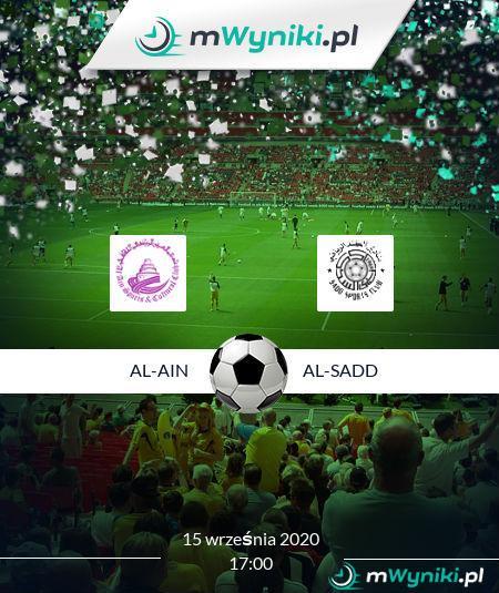 Al-Ain - Al-Sadd