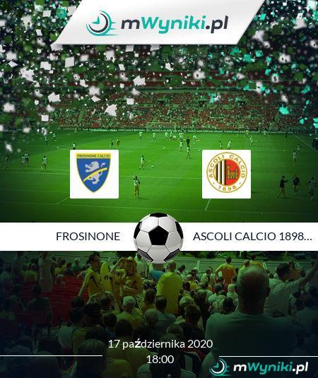 Frosinone - Ascoli Calcio 1898 FC