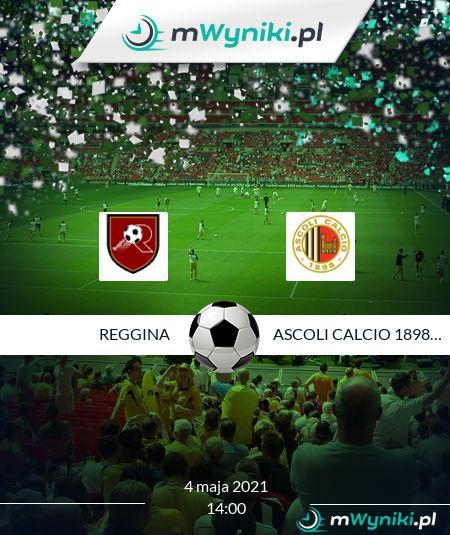 Reggina - Ascoli Calcio 1898 FC