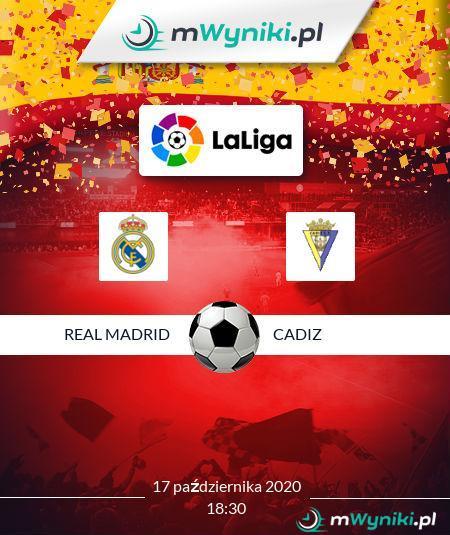 Real Madrid - Cadiz