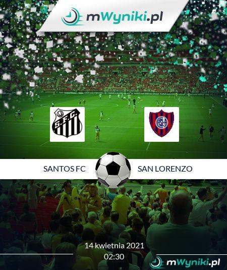 Santos FC - San Lorenzo