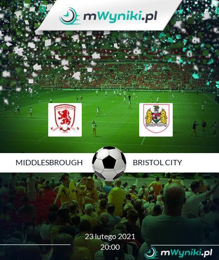 Middlesbrough - Bristol City