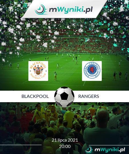 Blackpool - Rangers