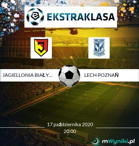 Jagiellonia Białystok - Lech Poznań