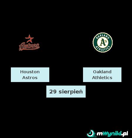 Houston Astros - Oakland Athletics