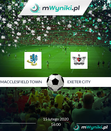 Macclesfield Town - Exeter City