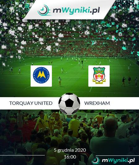 Torquay United - Wrexham