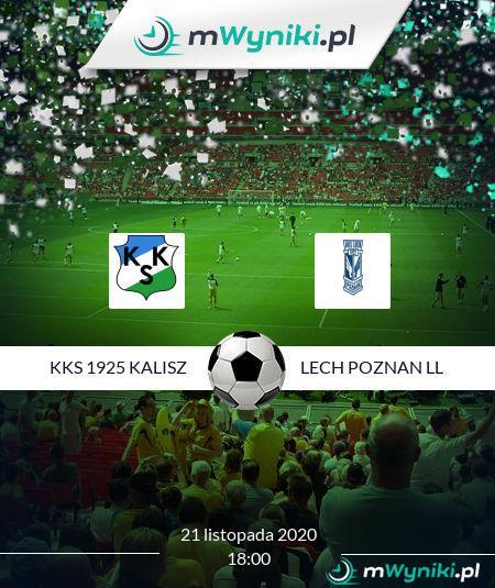 KKS 1925 Kalisz - Lech Poznan ll