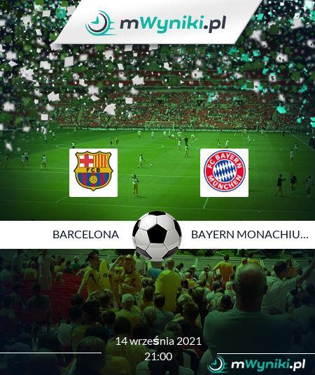 Barcelona - Bayern Monachium