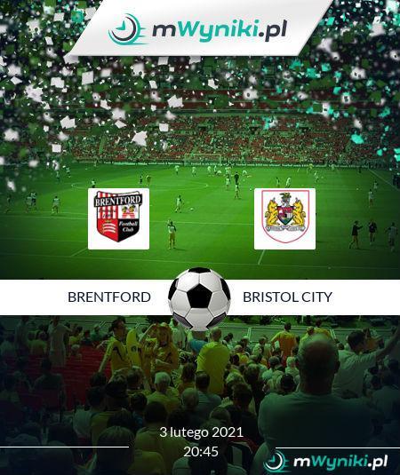 Brentford - Bristol City