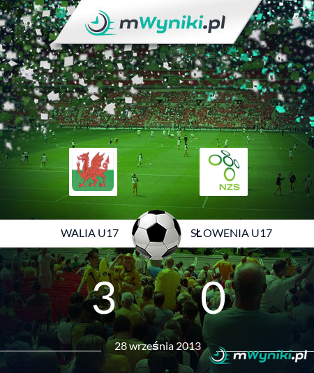 Wales U17 - Slovenia U17
