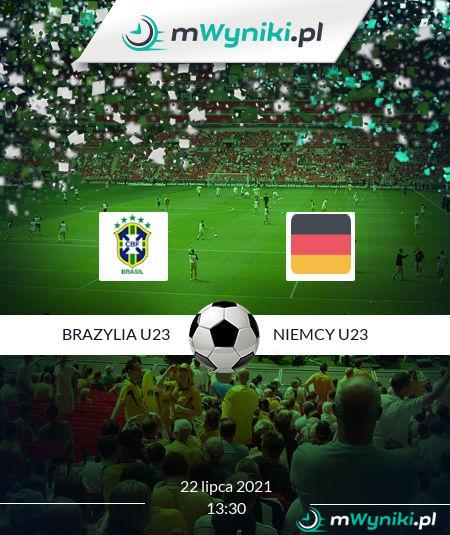 Brazylia U23 - Niemcy U23