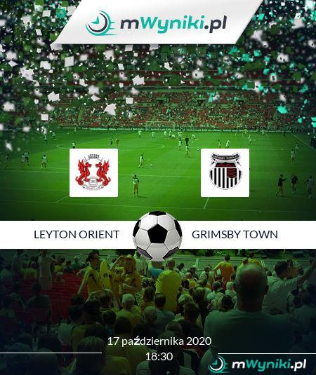 Leyton Orient - Grimsby Town