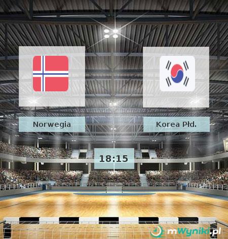 Norwegia - Korea Płd.