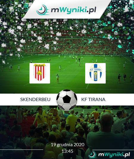 Skenderbeu - KF Tirana