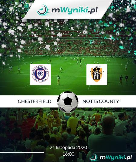 Chesterfield - Notts County