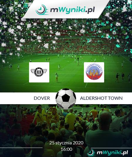 Dover - Aldershot Town