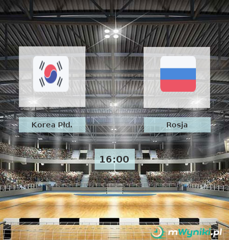 Korea Płd. - Rosja