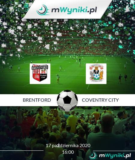 Brentford - Coventry City