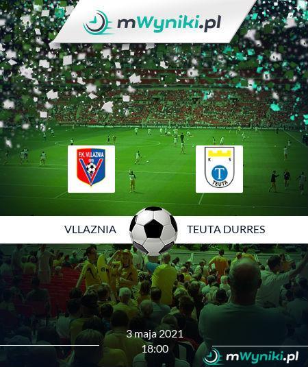 Vllaznia - Teuta Durres