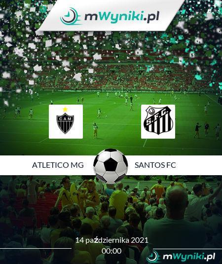 Atletico MG - Santos FC