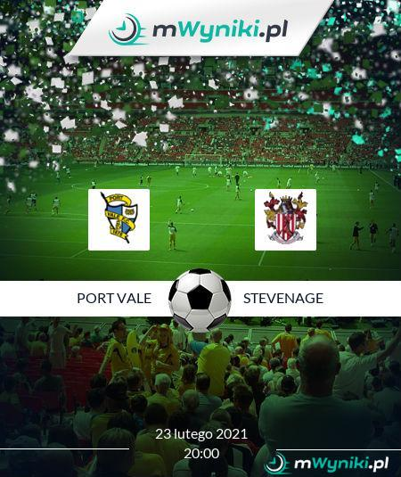 Port Vale - Stevenage