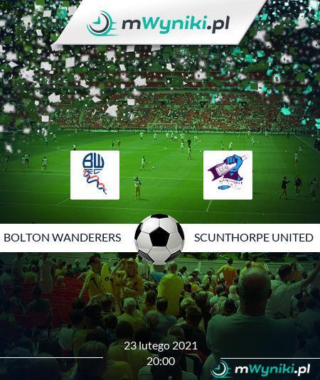 Bolton Wanderers - Scunthorpe United
