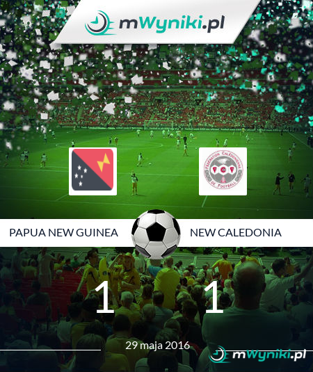 Papua New Guinea - New Caledonia