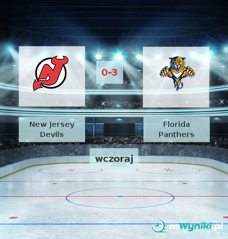 New Jersey Devils - Florida Panthers