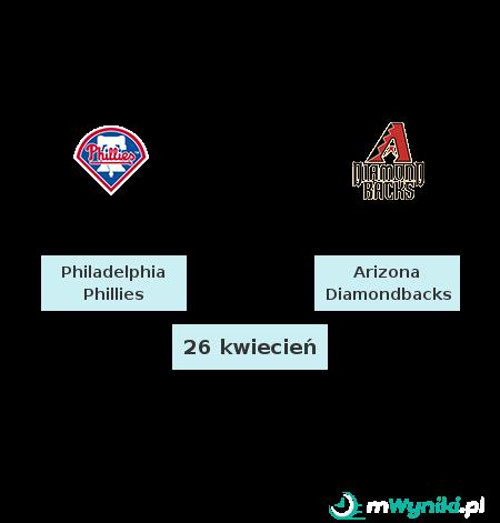 Philadelphia Phillies - Arizona Diamondbacks