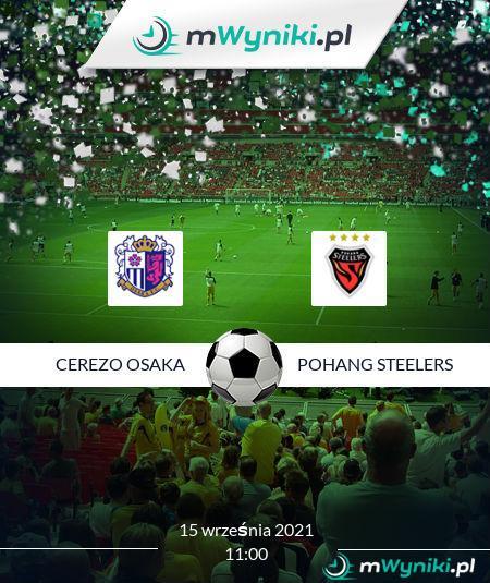 Cerezo Osaka - Pohang Steelers