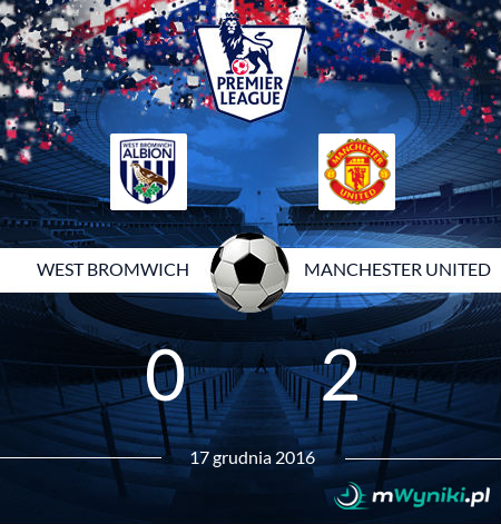 West Bromwich Albion - Manchester United
