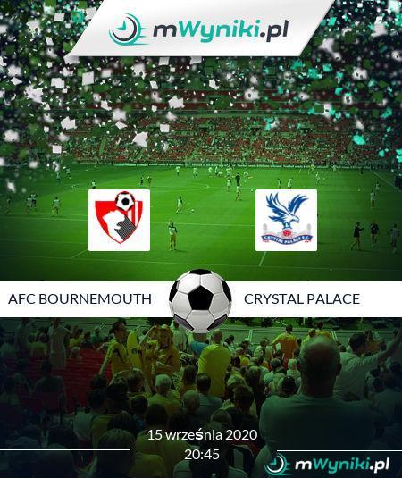 AFC Bournemouth - Crystal Palace