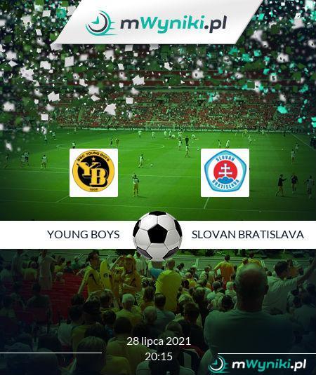 Young Boys - Slovan Bratislava