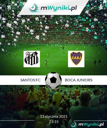 Santos FC - Boca Juniors