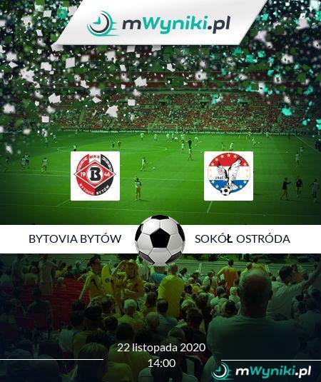 Bytovia Bytów - Sokół Ostróda