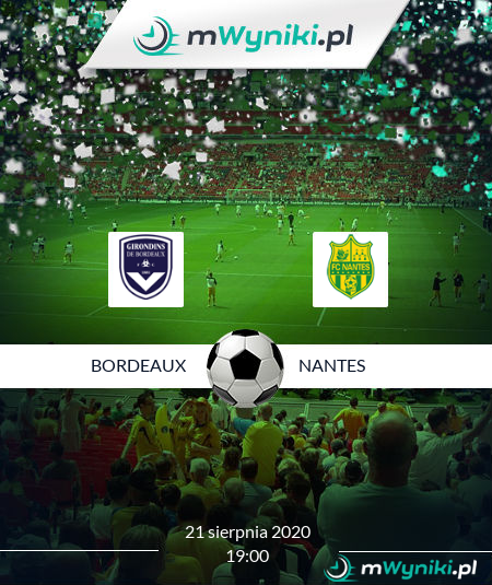 Bordeaux - Nantes