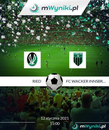 Ried - FC Wacker Innsbruck